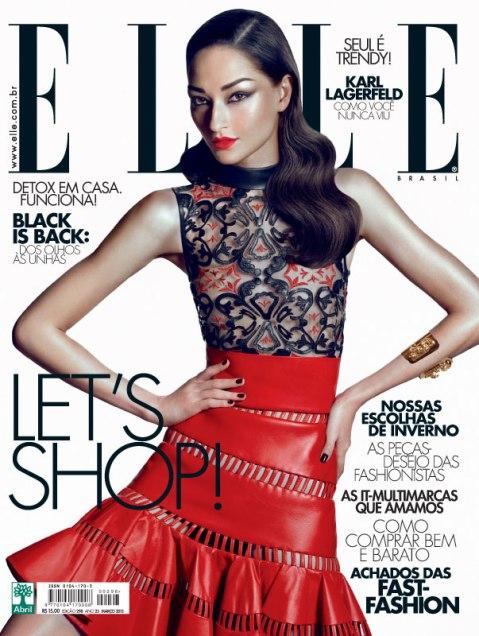 March-2013-Elle-Brasil-cover-Bruna-Tenorio-WOMEN